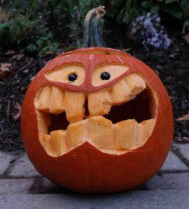pumpkin parade jack-o-lantern halloween downtown toronto